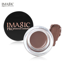 Load image into Gallery viewer, Eyebrow Enhancers Waterproof Long Lasting EyeBrow Gel Cream Makeup + Brush