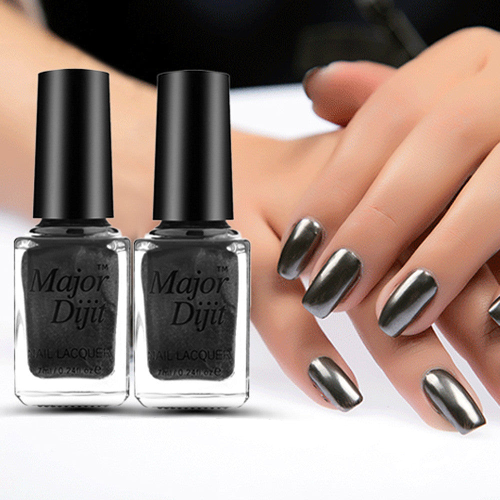 Nail Polish Plating Paste Metal Color Stainless Steel