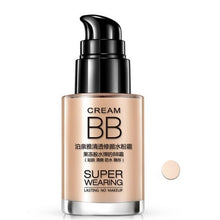 Load image into Gallery viewer, 30ml BB Cream Makeup Base Whitening Moisture Oil-control Waterproof Liquid Foundation Concealer Beauty Cosmetics Tool Best Gift