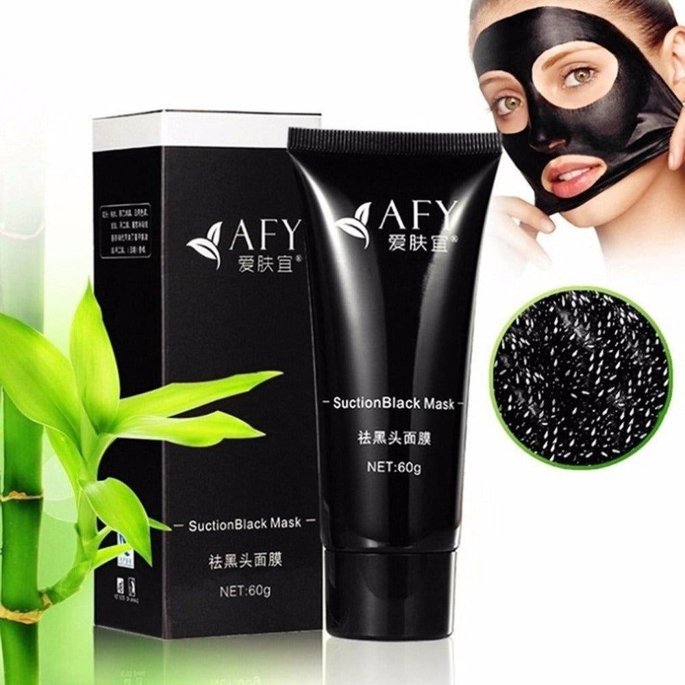 Facial Mask Skin Care Cleansing Nose Blackheads Removal Remover Nasal Membrane Face Mask Black Masks Beauty Makeup For Men Women