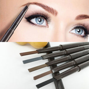 Hot Sale Eyebrow Enhancers Waterproof Eye Brow Automatic Eyebrow Pencil Makeup Eyebrows Brushes Cosmetics Tools Brow Pencil