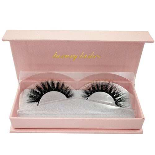 3D Mink Eyelashes Extension Mink Eyelash Lash Strips Makeup Kit