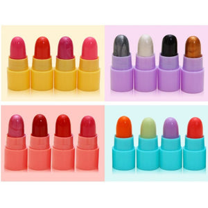 Mini Moisturizing Lipstick Lipstick Color Lipstick Eye Shadow Highlight Pen