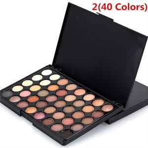 40 Colors EyeShadow Pearly Lustre Makeup