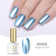 Load image into Gallery viewer, BORN PRETTY Nail Art Soak Off UV Gel Polish Nail Art UV Gel Manicure Varnish 12 Colors