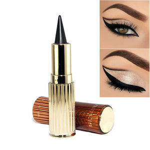 Professional Delineador Eyeliner Makeup Solid Cream Black Eye Liner Waterproof Easy to Wear Eyeliner Gel Pencil Cream maquiagem