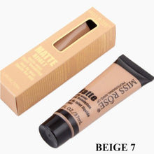 Load image into Gallery viewer, New Women Nude Makeup Long Lasting Waterproof Facial Makeup Foundation Base Liquid Cream  Moisturizer Face Cosmetic Concealer