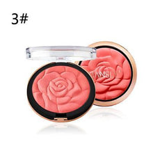 Load image into Gallery viewer, 3D Rose Blush Powder Powder Makeup Palette