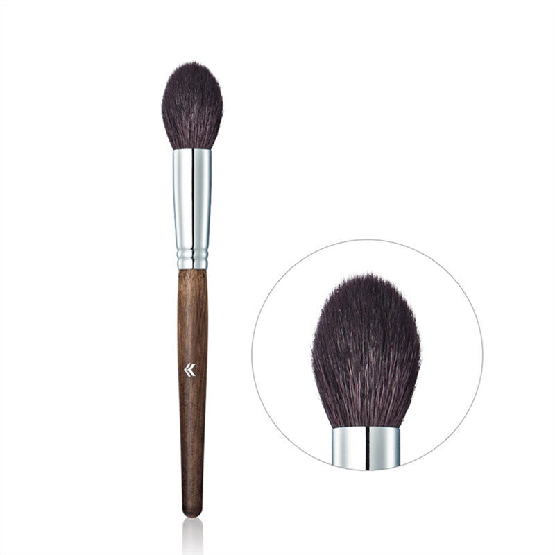 Flame Makeup Blush Blusher Brush Foundation Powder Highlighter Blending Brush Makeup Tool