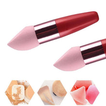 Load image into Gallery viewer, Egg Makeup brushes Foundation Sponge Blender Blending Puff Powder Smooth Beauty