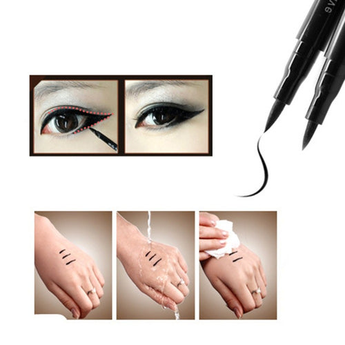 1 pc Long-lasting Eyeliner Waterproof EyeLiner Pencil Brown Black Make Up Eye Beauty Cosmetics Liner Tool Natural Eye Liner Pen