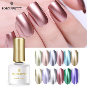 BORN PRETTY Nail Art Soak Off UV Gel Polish Nail Art UV Gel Manicure Varnish 12 Colors