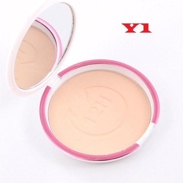 Facial Makeup Long Lasting Highlighter Powder Illuminated Soft Breathable Mineral Whitening Shading Powder Makeup Tool
