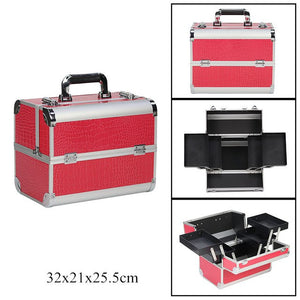 3 Colors Cosmetic Bag Makeup Box,Fashion Make Up Storage Box Cosmetic Case Professional,Cheap Make up Box Case,rangement maquillage