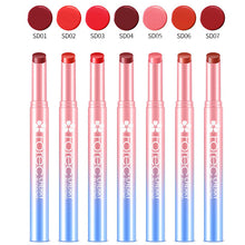 Load image into Gallery viewer, Long Lasting Moisturizer Waterproof Pigment Sexy Lipstick Pencil Lips Makeup Cosmetic Matte Lipsticks Pen Best Gift For Women