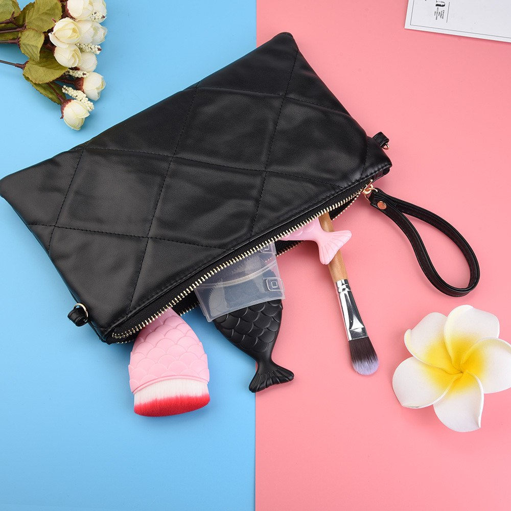 ISHOWTIENDA 2018 New Women Bag Travel Cosmetic Bag Makeup Case Pouch Toiletry Best maquiagem