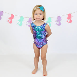 Magic Mermaid Leotard