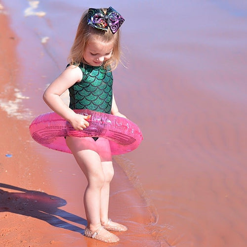 Glitter Mermaid Leotard