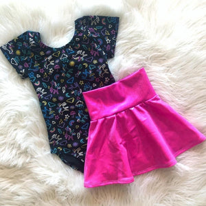 Neon Unicorn Leotard