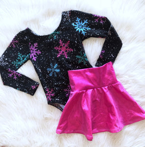 Snowflake Leotard