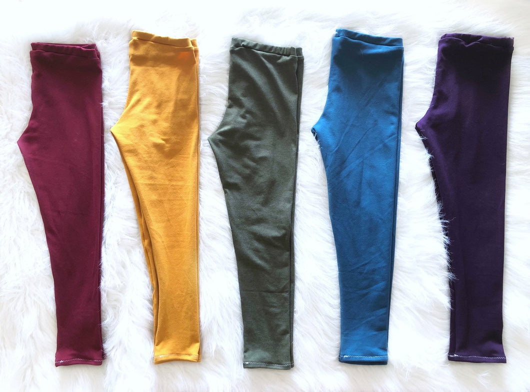 Classic Leggings 15+ colors