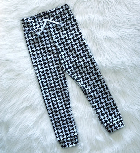 Houndstooth Leggings & Joggers