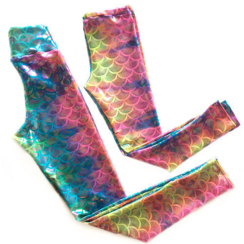 Women's Mystic Mermaid Leggings
