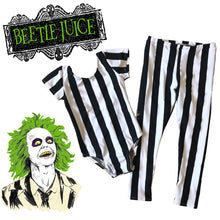 Beetlejuice Leotard
