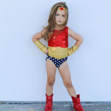 Wonder Woman Leotard