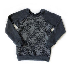 Lace French Terry Raglan