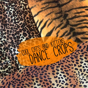 Big Cat Dance Crop