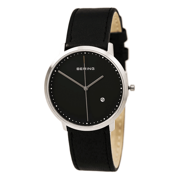 Bering Leather Strap 11139-402 Watch