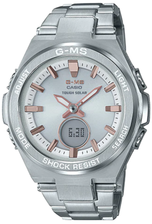 Baby-G MSGS200D-7A Watch