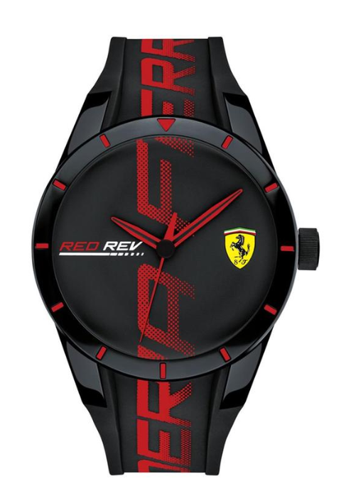 Ferrari Redrev Men's Sports Watch