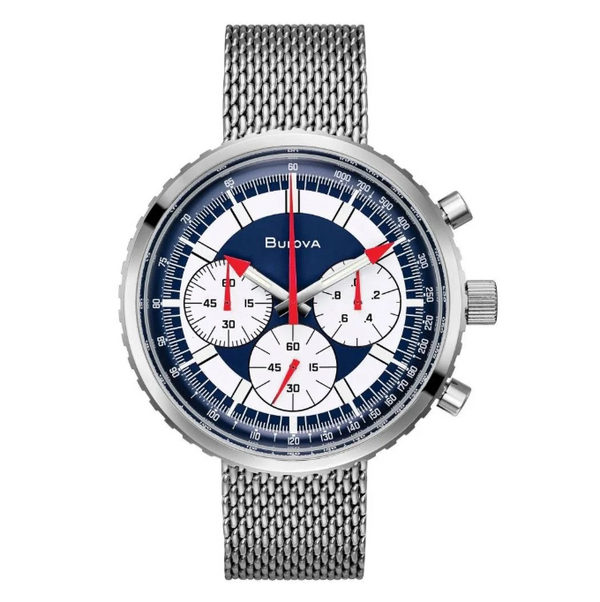 Bulova Chronograph C Special Edition Watch 96K101