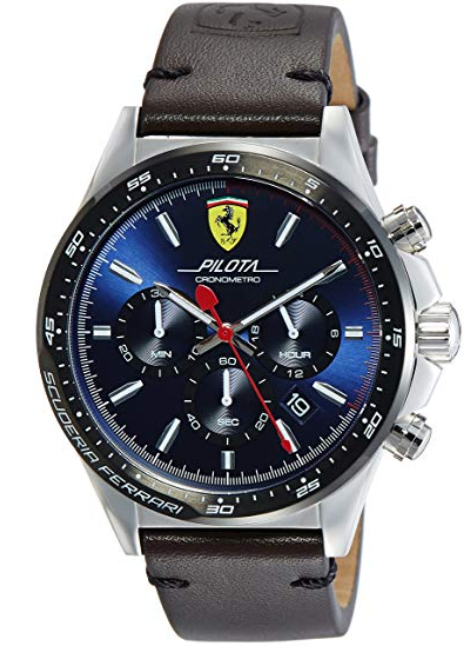 Ferrari Men's Watch Pilota