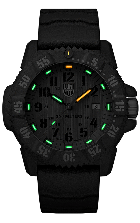 Lumi Nox Master Carbon Seal XS.3813 Watch