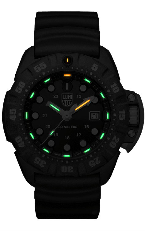 Lumi Nox Scott Cassell Deep Dive XS.1551 Watch