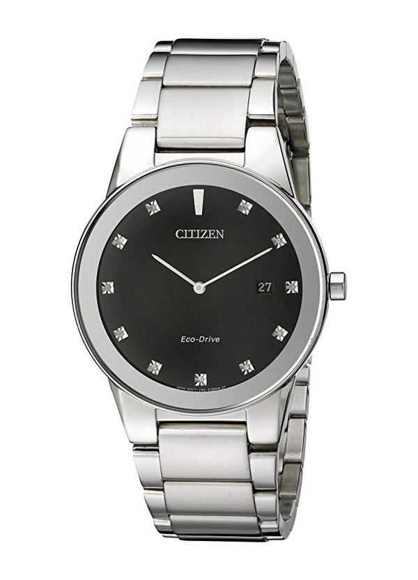 Citizen Men's Eco-Drive Axiom Diamond Watch AU1060-51G