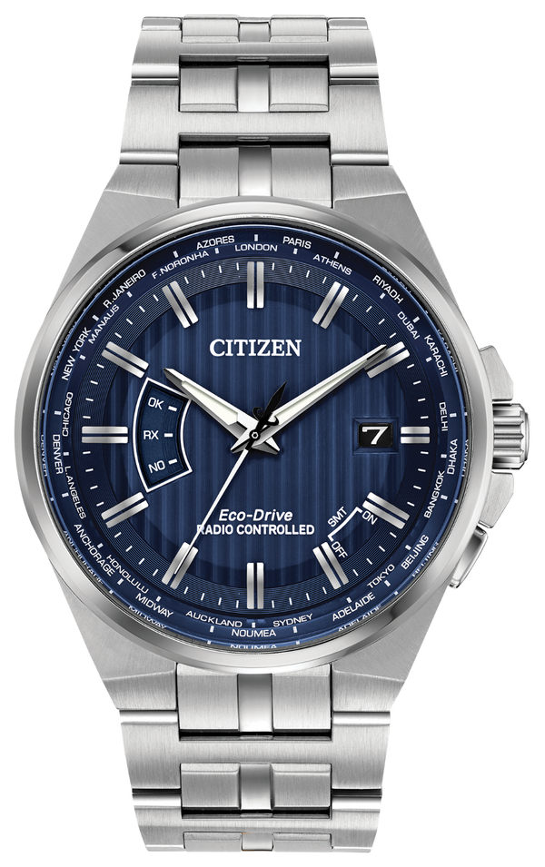 Citizen World Perpetual A-T Watch CB0160-51L