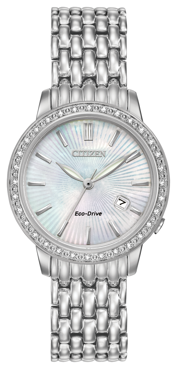 Citizen EW2280-58D Watch Silhoutte