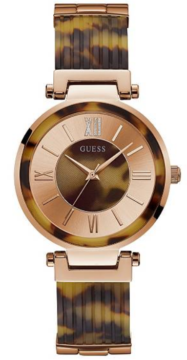 GUESS Rose Gold-Tone Analog U0638L8 Watch