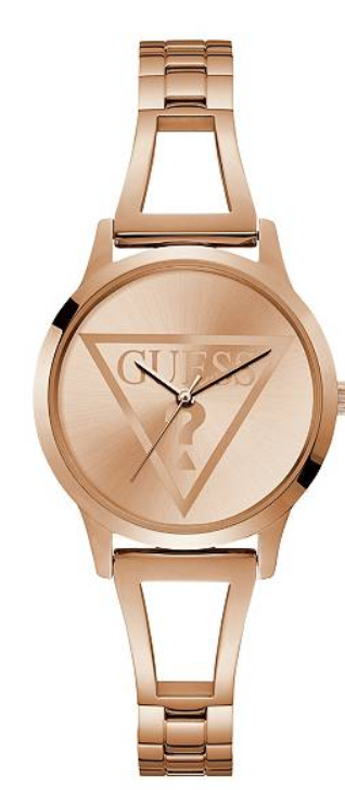 GUESS Rose Gold-Tone Analog U1145L4 Watch