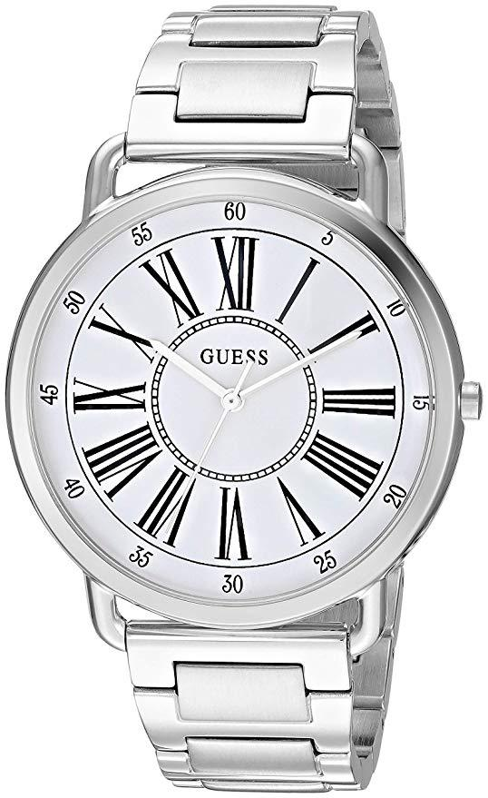 GUESS Women's Quartz Stainless Steel Watch U1149L1