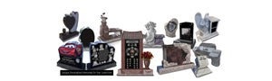 Custom Memorials by Nationwide Monument