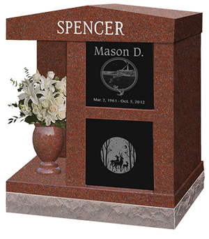 The Spencer Columbaria