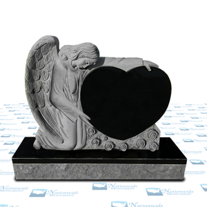 "Monument - Angel Heart 44"" Tall - The Jaydn"
