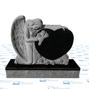 "Monument - Angel Heart 44"" Tall - The Tyrus"