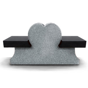 Bench - Heart 2 Seats - THE JESSICA