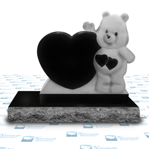 Monument - Baby Bear Heart - THE ELENA